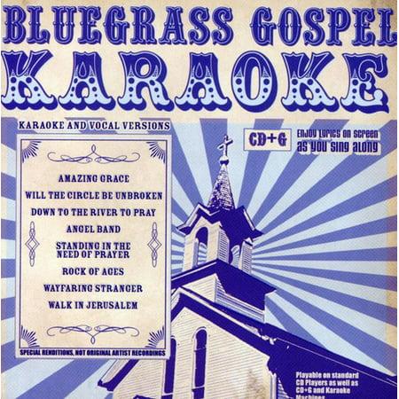 Bluegrass Gospel Karaoke (CD)