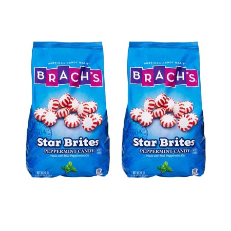 Brach's Star Brites Peppermint Candy, 58 oz (2-Pack)](Star Wars Candy)