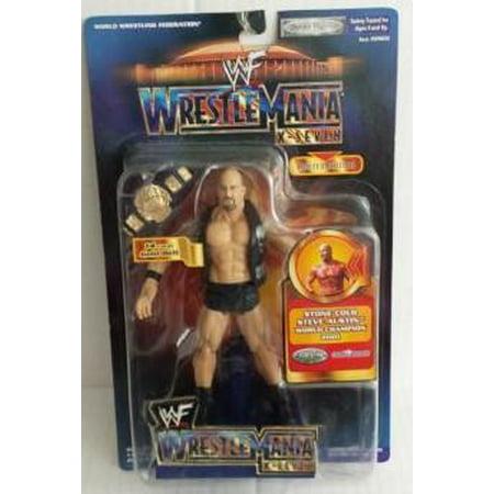 WWF Wrestlemania X-Seven Limited Edition Edge Stone Cold Steve