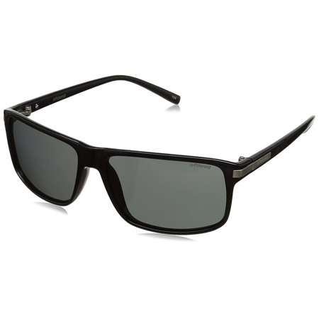 5cd433847aa Polaroid Sunglasses - Polaroid Sunglasses PLD2019S Polarized Rectangular  Sunglasses - Walmart.com