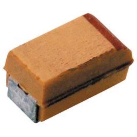 10X Kemet T494d107k016at Tantalum Capacitor 100Uf 16V 0 15 Ohm 10  7343 31