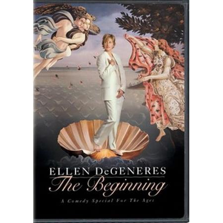 Ellen DeGeneres: The Beginning (Ellen's Halloween Show Ellen Degeneres)