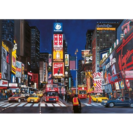 Times Square 1000 Piece Puzzle (Other)