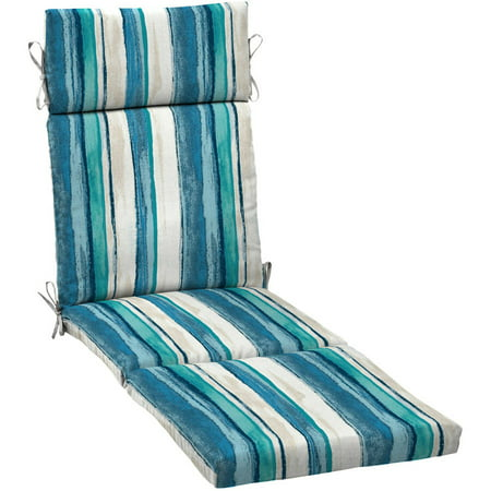 Mainstays outdoor patio chaise cushion for 23 w outdoor cushion for chaise