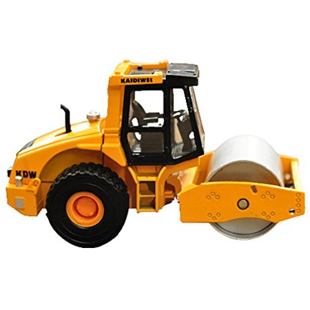 Damara childrens caterpillar compactor With 2 Wheel construction Toy - image 4 of 4