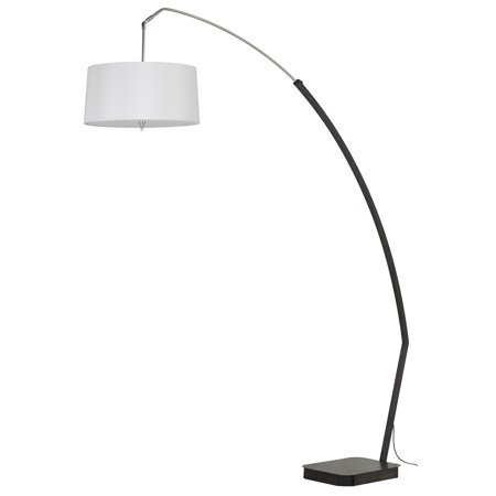 Cal Lighting Bahamas Adjule Arc Floor Lamp