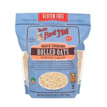 Oatmeal: Bob's Red Mill Quick Cooking Rolled Oats Gluten Free