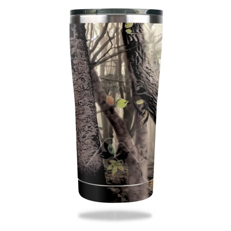 MightySkins Protective Vinyl Skin Decal for Ozark Trail Tumbler (Original Design) 20 oz wrap cover sticker skins Tree Camo