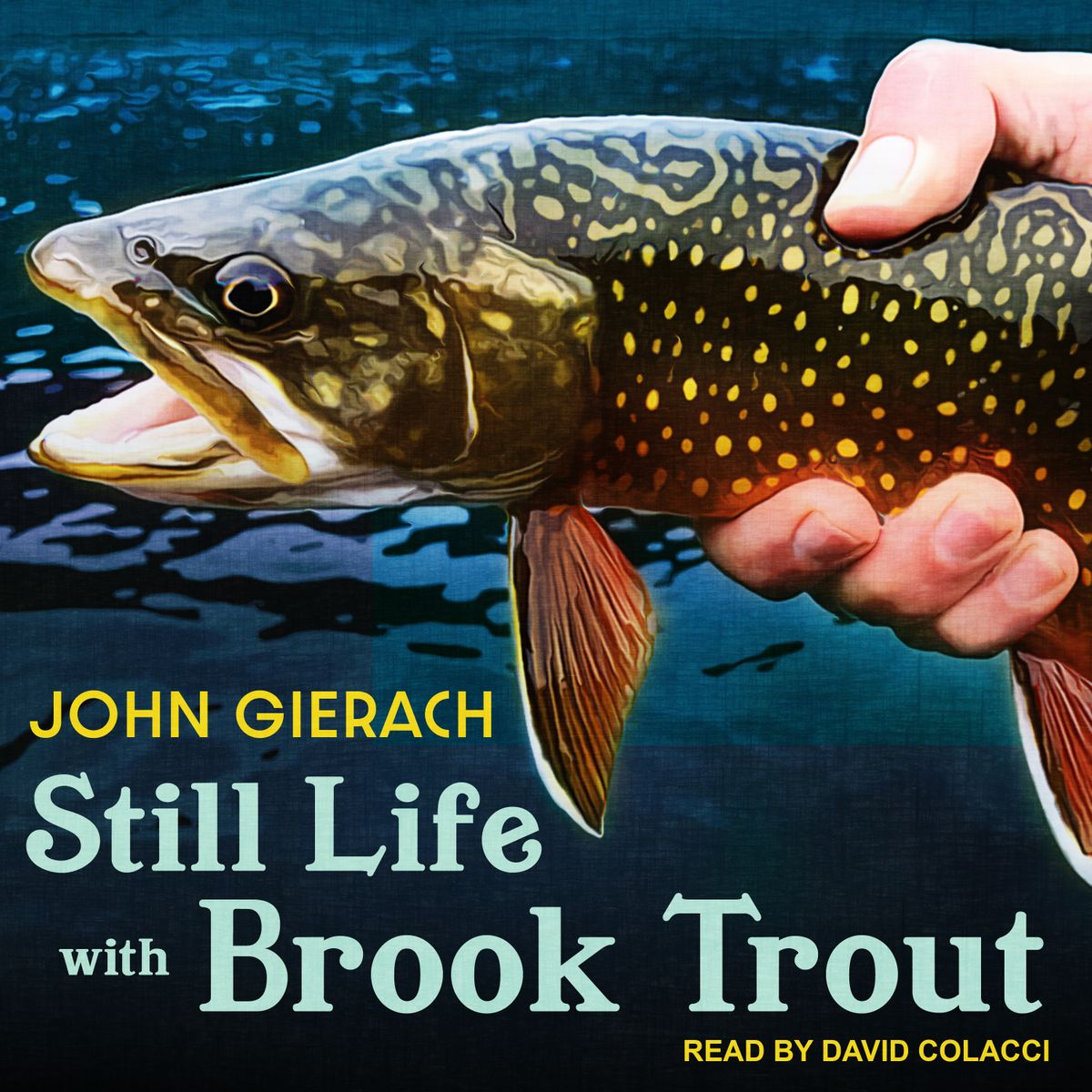 Still Life with Brook Trout - Audiobook