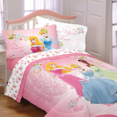Disney Princess Your Royal Grace Sheet Set