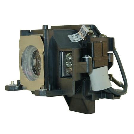 (Lamp Housing For Epson PowerLite 1825 Projector DLP LCD Bulb)