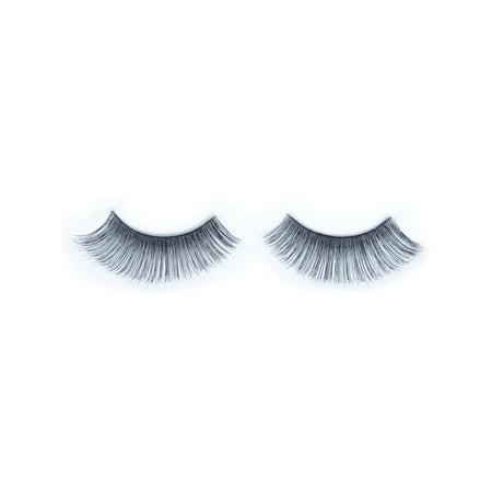 Extra Long Eyelashes (Extra Long False Eyelashes Natural Human Hair Includes Adhesive Sizes: One Size)