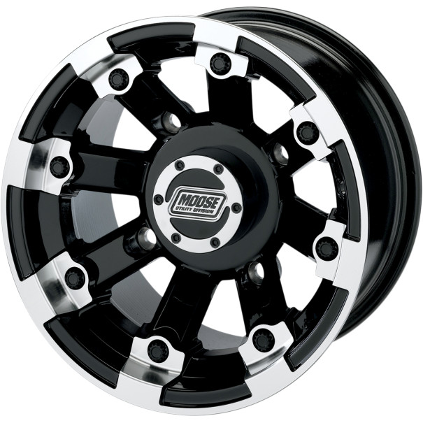 Moose Racing 393X Wheel (Rear) 12X8 Fits 07-12 Yamaha Grizzly 450 YFM450FG 4x4