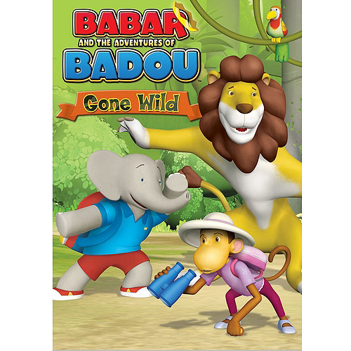 Babar And The Adventures Of Badou: Gone Wild (Widescreen)