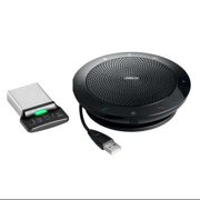 Jabra Speak 510+ UC Bluetooth Speakerphone w/ A2DP Multimedia Streaming