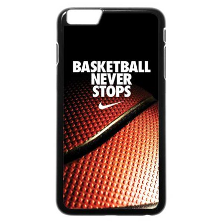 separation shoes d0fd1 d44e2 Basketball Never Stops iPhone 7 Plus Case