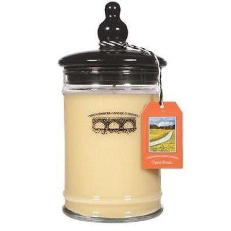 Bridgewater   Open Road 18 Oz Jar Candle