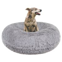 Gray Bessie And Barnie Dog Beds Walmart Com