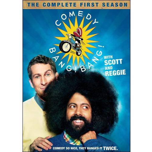 COMEDY BANG BANG-SEASON 1 (DVD/2 DISC)