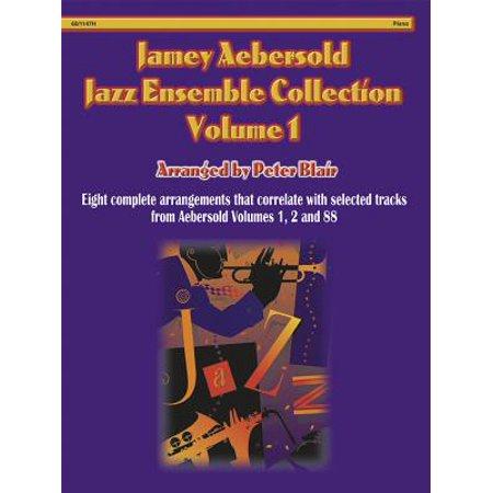 Aebersold Jazz Ensemble, Vol. 1 - Piano