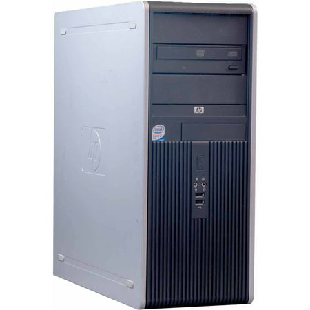 Refurbished HP DC7900 Mini Tower Desktop PC with Intel Core 2 Duo Processor, 4GB Memory, 500GB Hard Drive and Windows 10 Pro (Monitor Not
