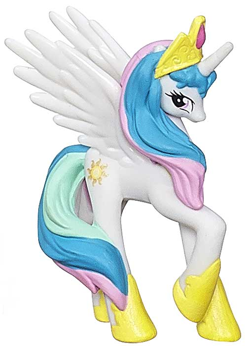 My Little Pony Friends Forever Princess Celestia Mini Figure by