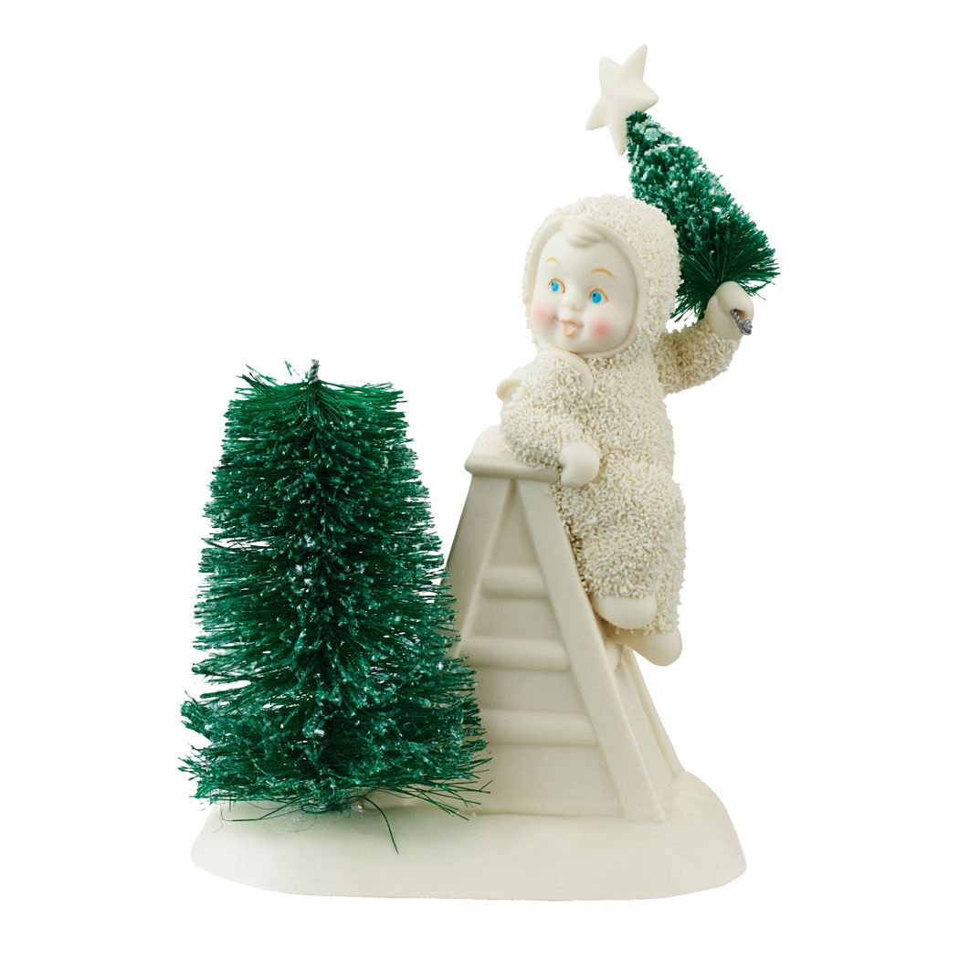 Department 56 Snowbabies The Littlest Tree 4045625 New 2015