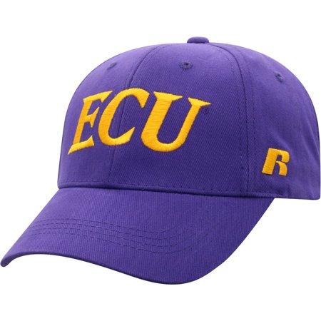 Purple Pirate Hat (Men's Russell Athletic Purple ECU Pirates Endless Adjustable Hat -)