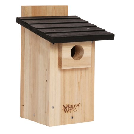 Nature's Way Bluebird Box House with - Bluebird Sweets
