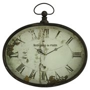Aspire Home Accents Sadie Wall Clock