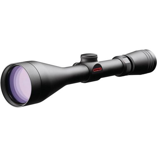 Redfield Revolution Riflescope 3-9x50mm Accu-Range Reticle Matte 1 Inch, 67105 by Redfield Optics