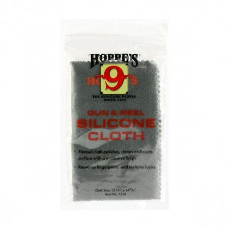 Toshiba Cloths (Hoppes Cleaning Cloth Silicon Gun N Reel )
