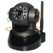 SeqCam Wireless Pan and Tilt IP Camera