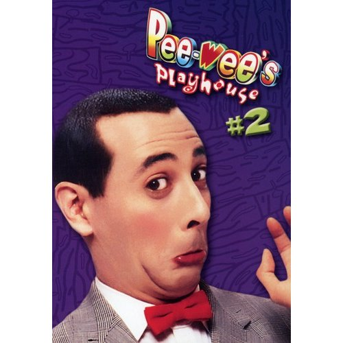 Pee-wee's Playhouse #2 - Seasons 3-5 (1986) DVD