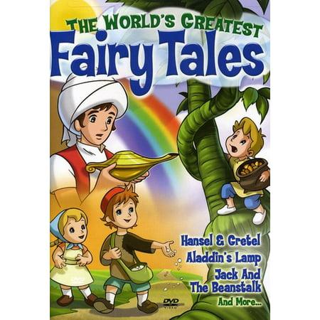 The World's Greatest Fairy Tales (DVD)