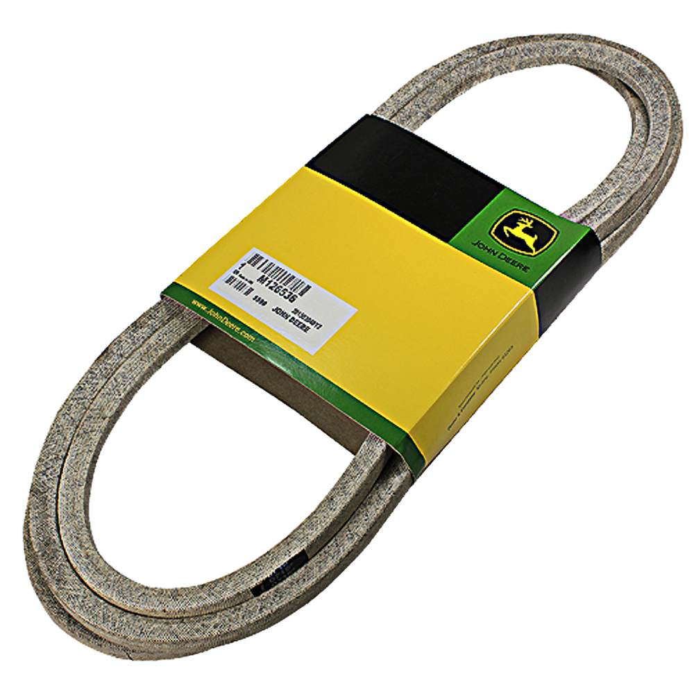 John Deere Original Equipment Belt #M126536