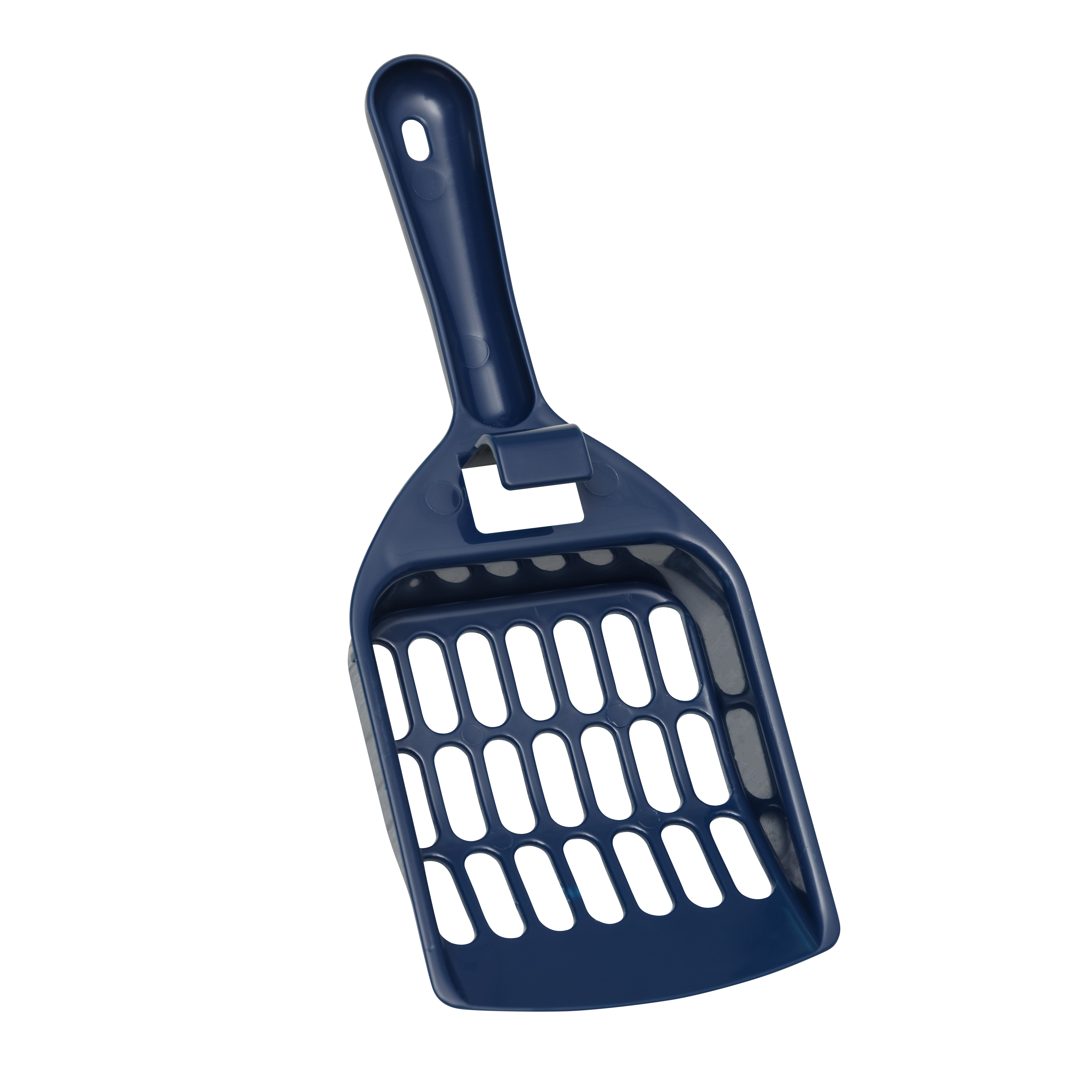 Iris, Cat Litter Scoop, Navy