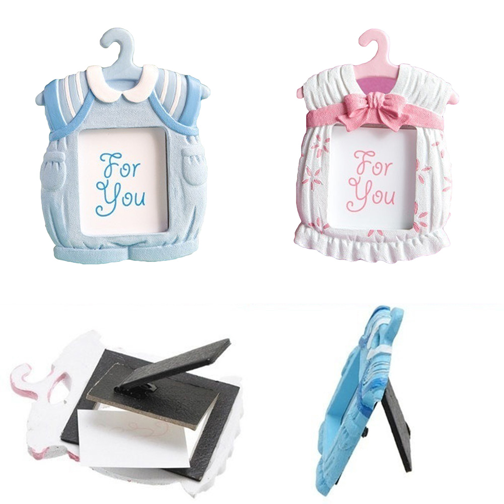Hicoup Cute Mini Dress Shape Photo Frame Baby Kids Birthday