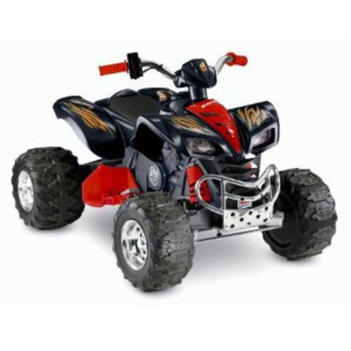 Fisher-Price Power Wheels Hot Wheels KFX 12-Volt Battery Powered Ride-on