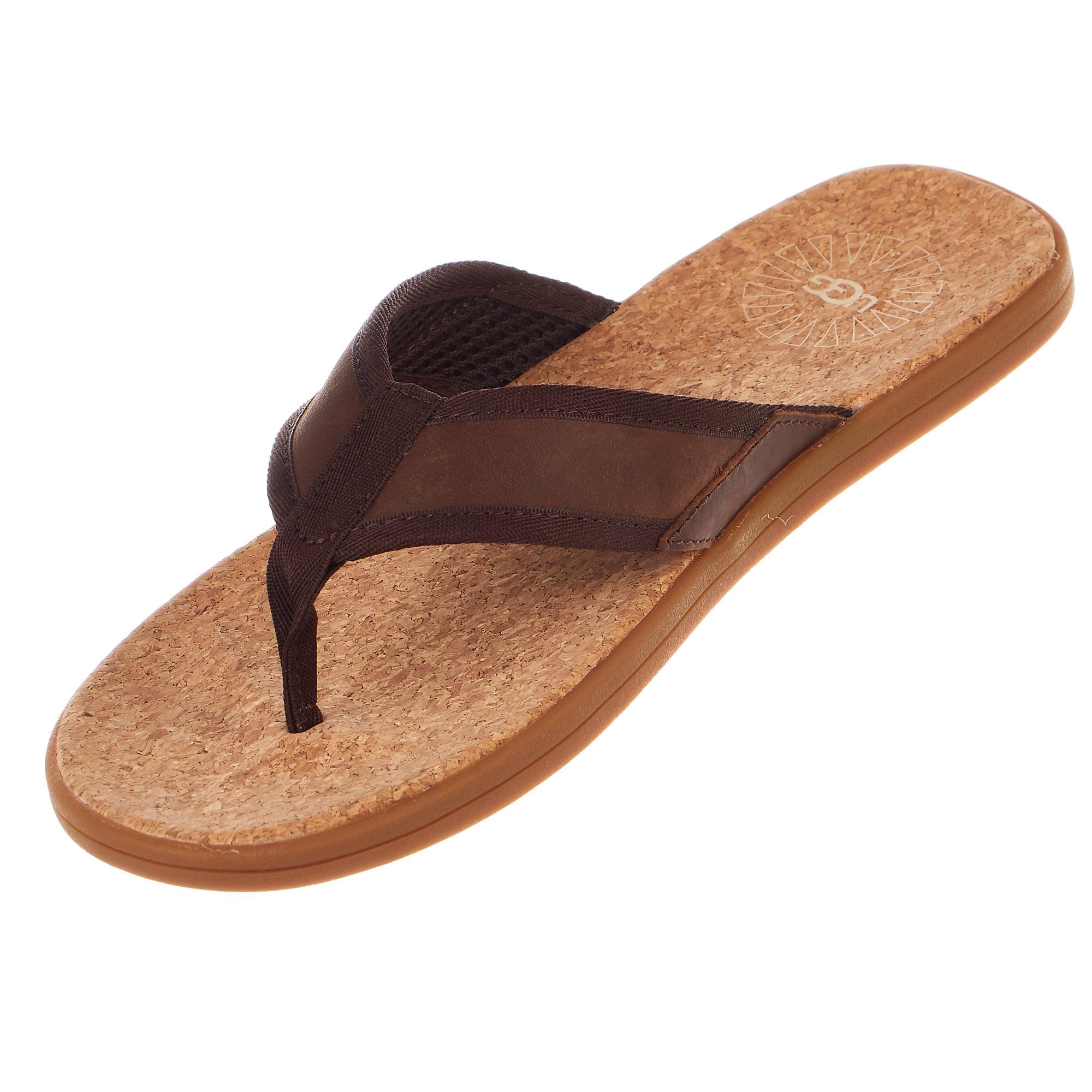 7bc7ffe208a UGG Seaside Flip-Flop - Men's, Chestnut, 8 D(M) US