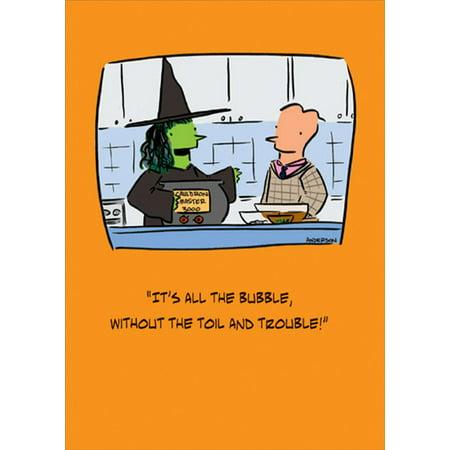 Funny Halloween Cards (Allport Editions Cauldron Master Funny / Humorous Halloween)