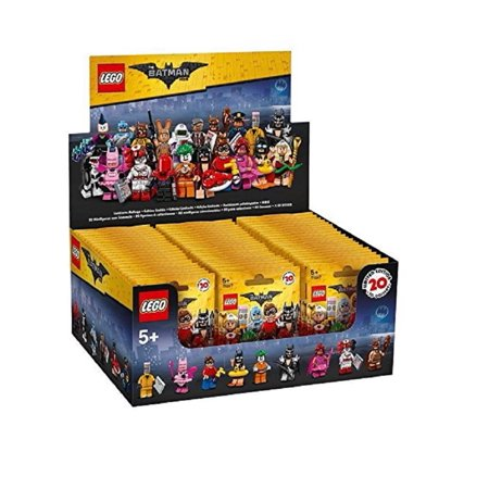 Lego Batman Movie Series Sealed Box Case Of 60 Blind Bags