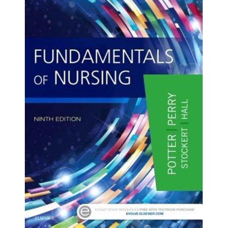 Fundamentals of Nursing + Evolve Website