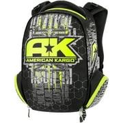 American Kargo Commuter Backpack Hi-Vis Yellow