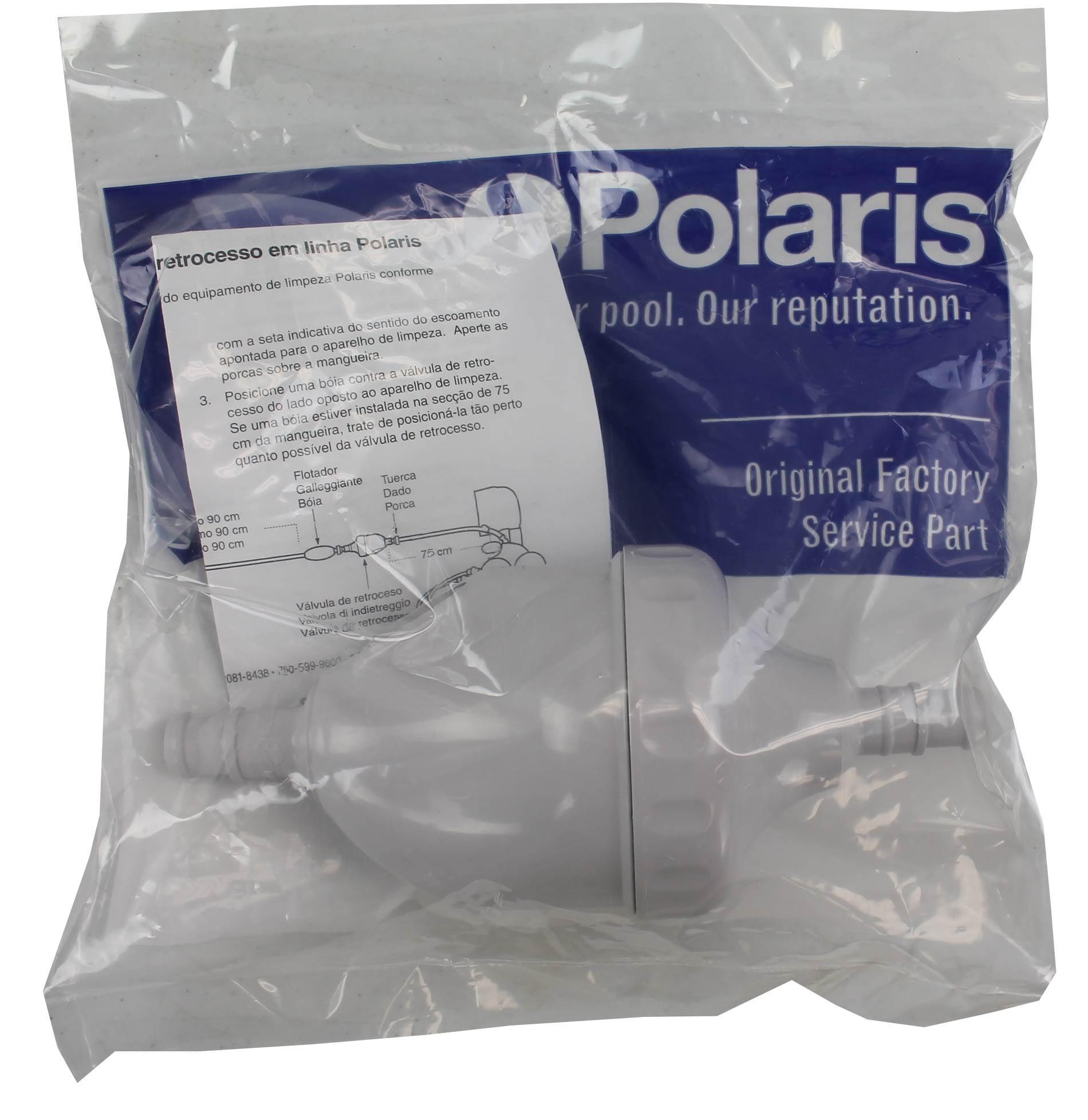 Polaris G52 Back up Valve O-ring Kit Part G58 G-58 NEW OEM