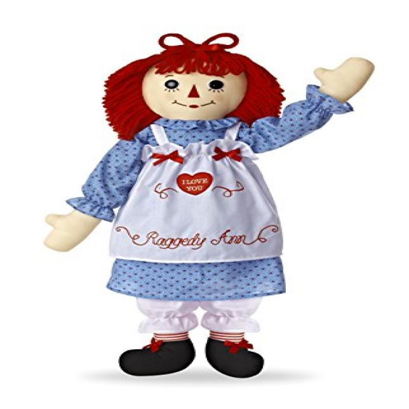 Aurora World Extra Large Classic Raggedy Ann Doll
