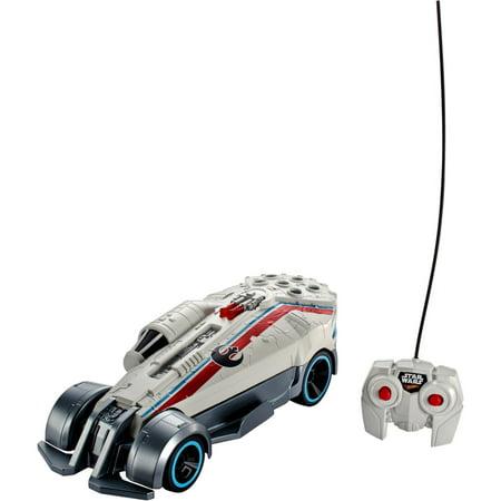 Hot Wheels RC Star Wars Millenium Falcon - Star Wars Remote Control