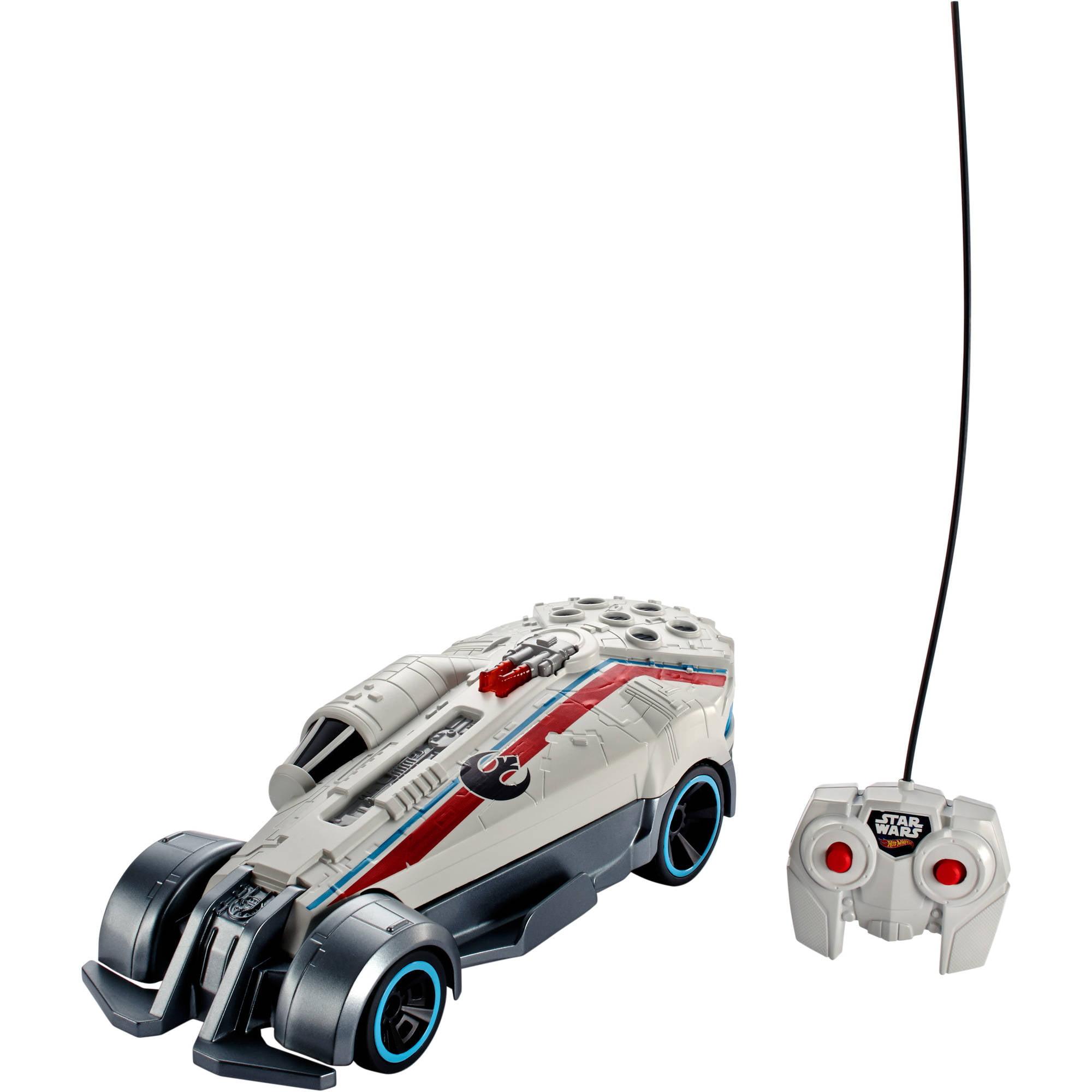 Hot Wheels RC Star Wars Millenium Falcon Carship
