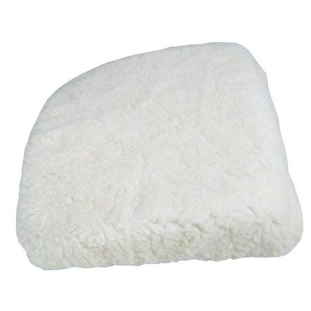 Car Boost Seat Cushion - White