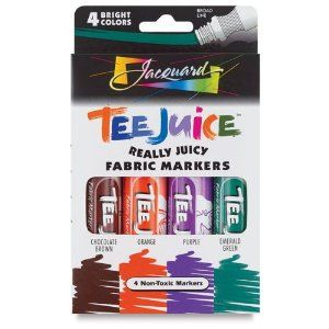 Tee Juice Fine Line Box Set - Art Supplies by Jacquard (PENBX05)